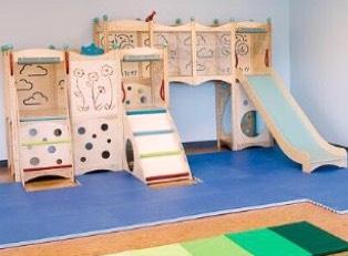 Kids Garden Asheville: Playset